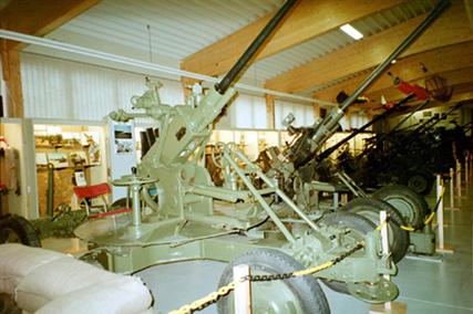 ツースラ対空兵器博物館