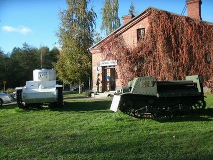 MUSEO MILITARIA:旧砲兵博物館...